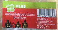 Amandelspeculaasbrokken - Product