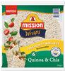 Wraps Quinoa et Chia - Product