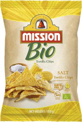 Tortilla Chips Bio - Produkt - en