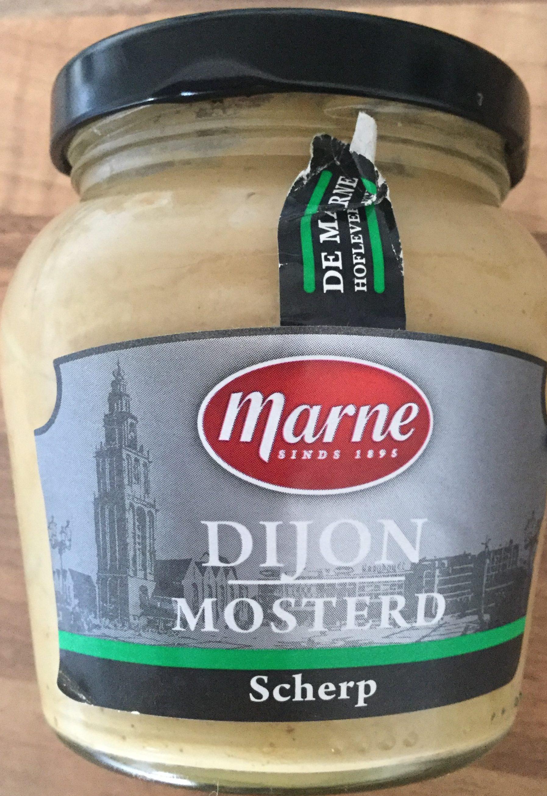 Dijon mosterd scherp - Product - nl