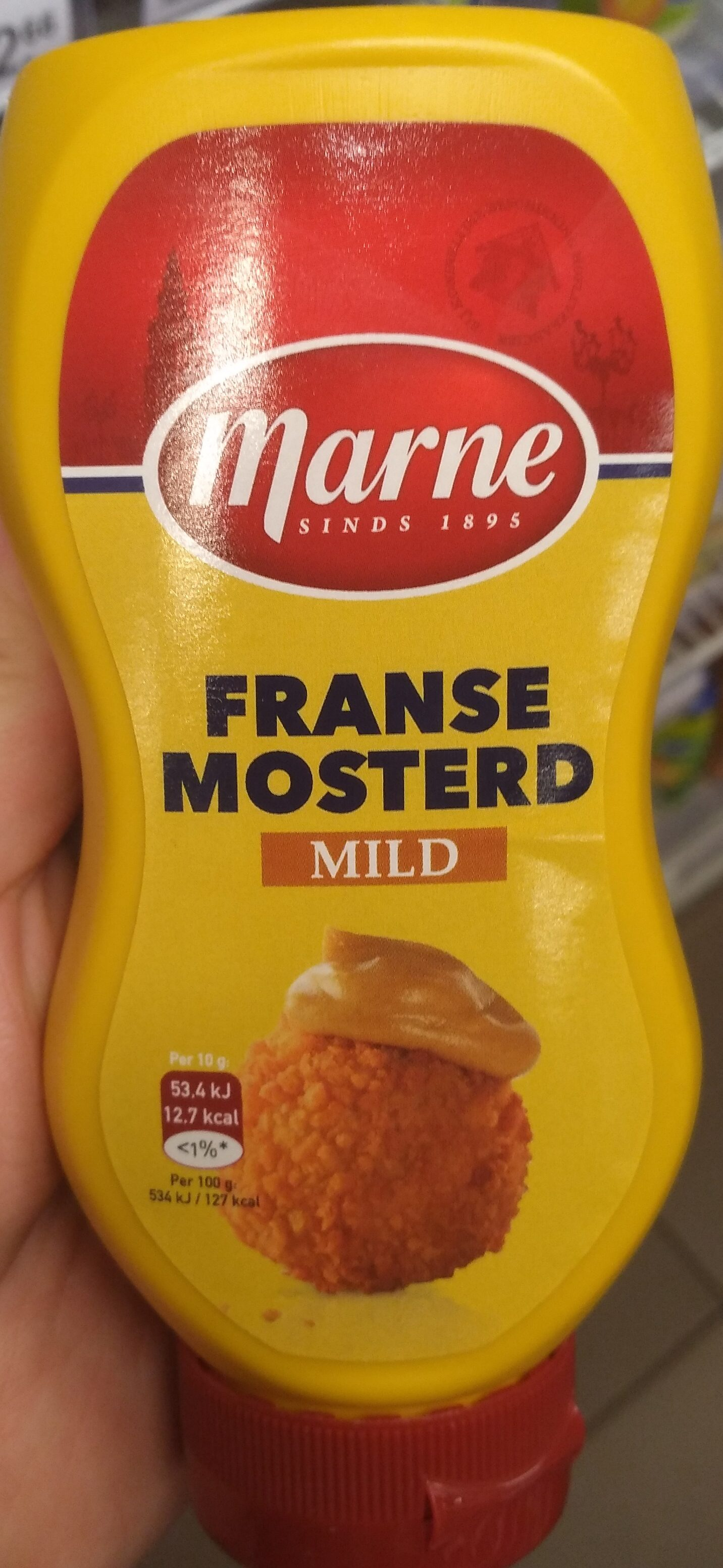 Franse Mosterd - Product