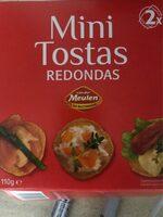 Mini Tostas redondas - Prodotto - es