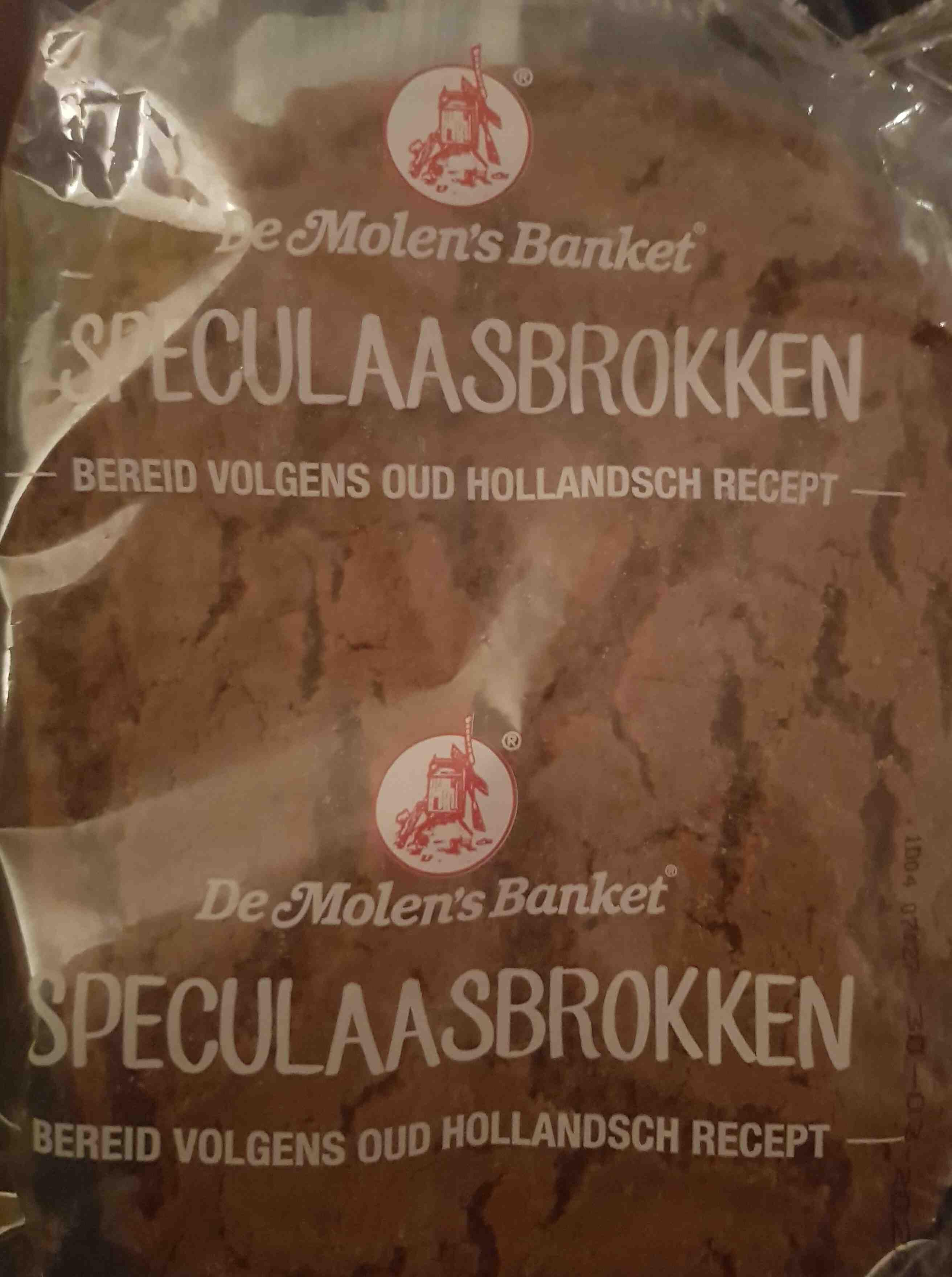 speculaasbrokken - Product