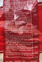Spar Tortilla Chips Nacho Cheese - Informations nutritionnelles - hu