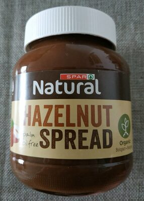 Hazelnut spread palm oil free - Product