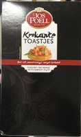 Krokante Toastjes - Product - fr