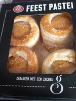 feest Pastei - Product - fr