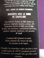 feest Pastei - Ingredients - fr