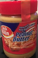 Peanut butter crunchy - Produit