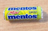 Mini Mentos Assortis - Product - fr