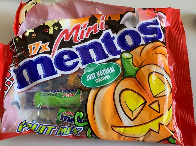Mini Mentos Fruit Mix - Prodotto - en