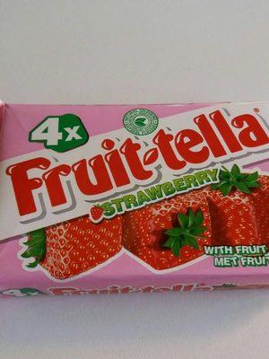 Fruitella Strawberry 4PK - Produit - fr