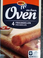 Frikandel, Ofen - Produit - fr