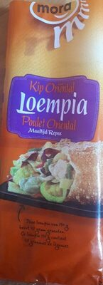 Loempia Poulet Oriental - Product