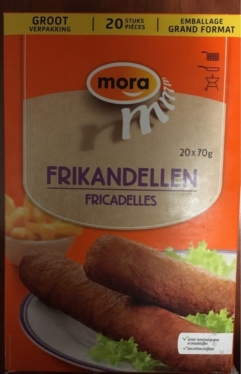 Fricadelles - Product - nl
