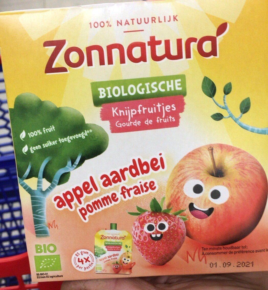 Gourde de fruit - Product - fr