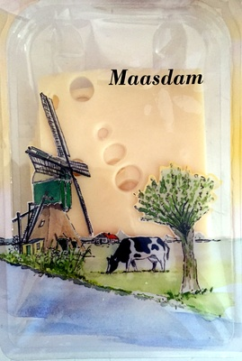 Maasdam (27% M.G) - Produit