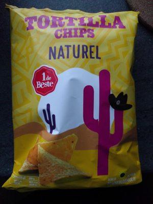 Tortilla Chips naturel - Product - en