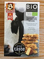 Biscuit Aperitif Fromage Gouda - Product