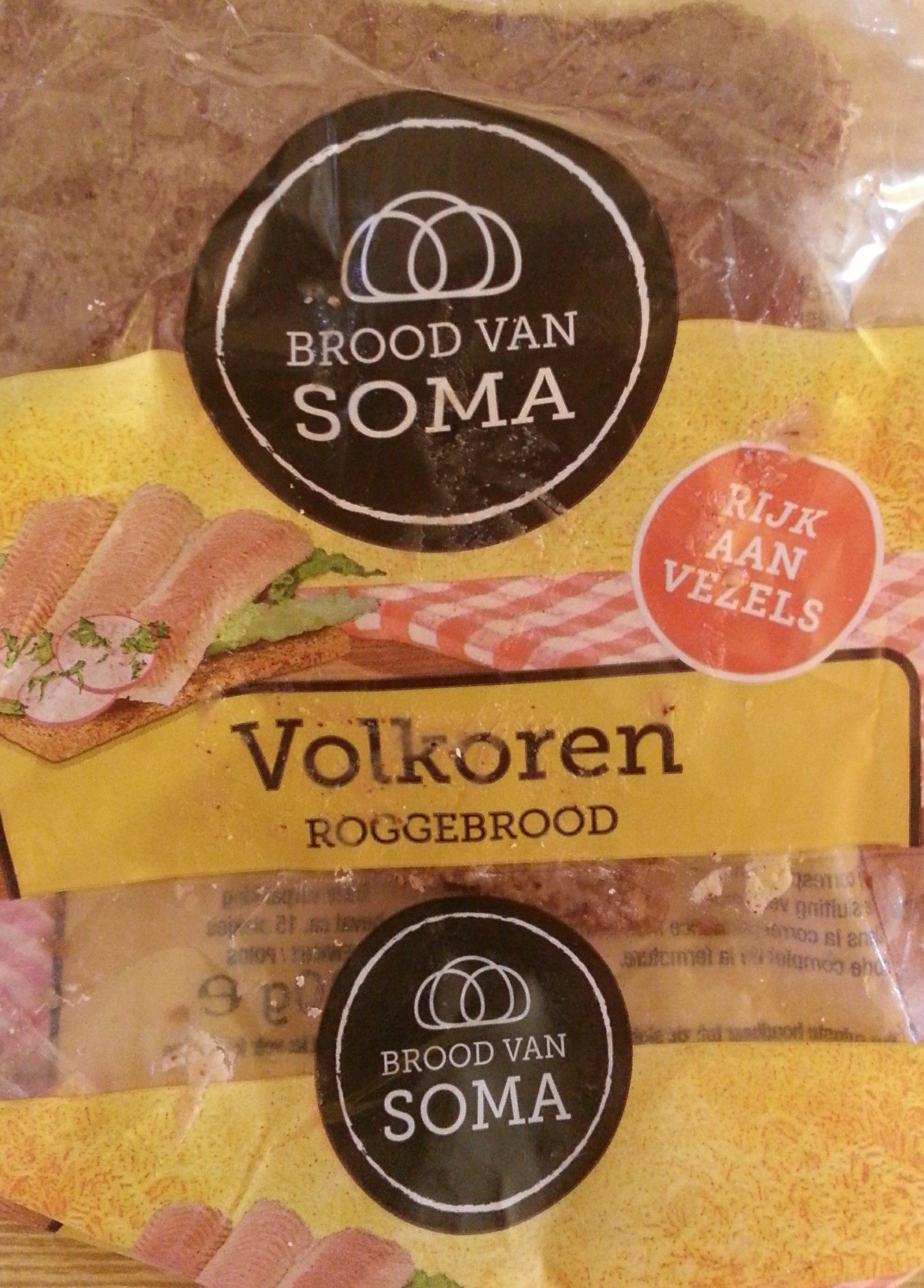 Volkoren Roggebrood - Product