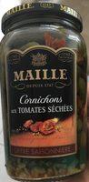Cornichons aux Tomates Séchées - Produit