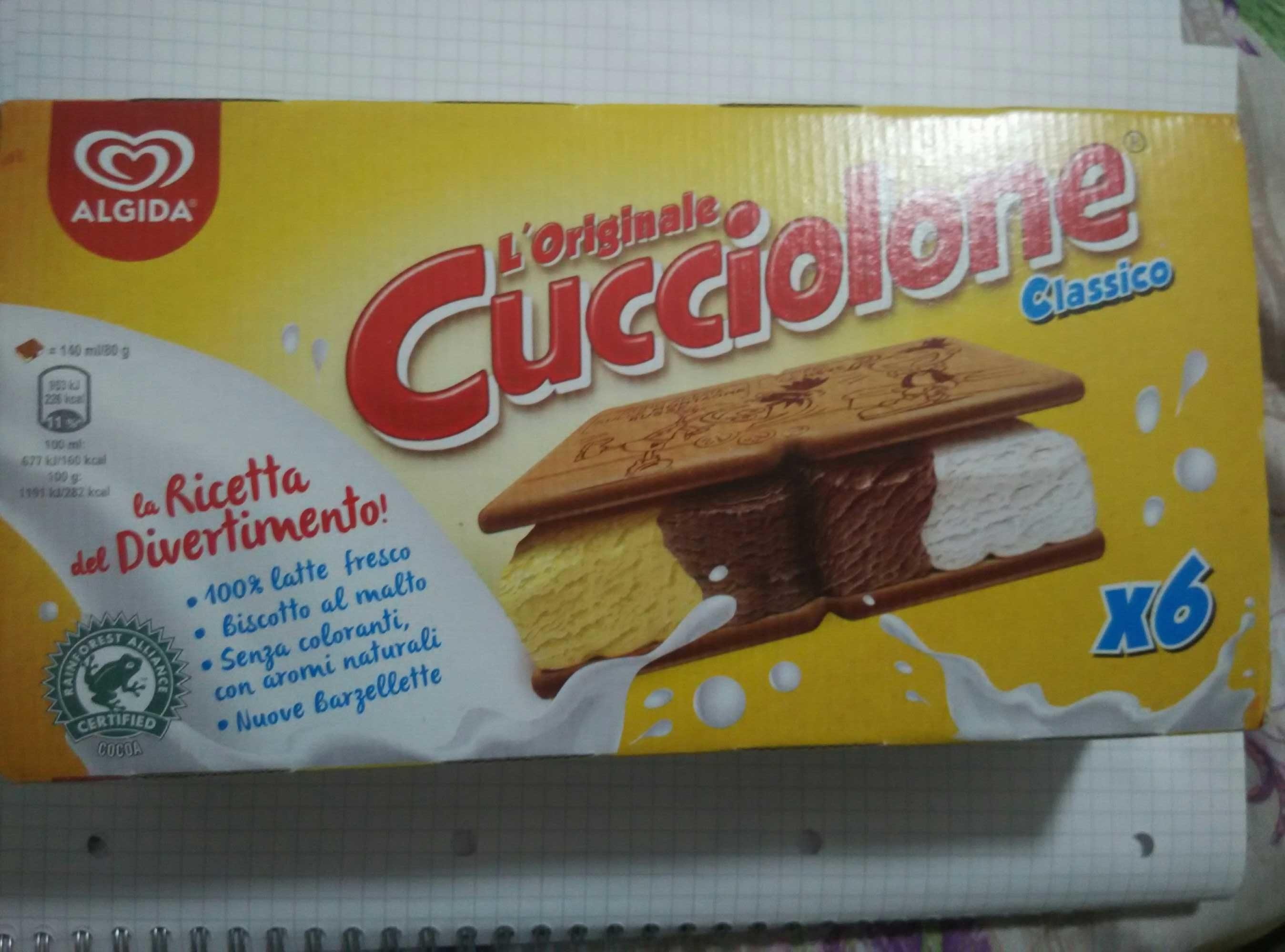 Cucciolone - Product
