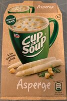 Cup a Soup Asperge - Product - nl