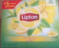 Thé Vert Citron - Product