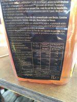 Lipton Pure Leaf Lemon 1000ML - Nutrition facts - fr
