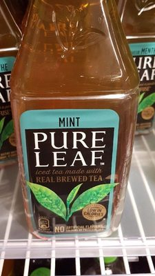 Pure leaf mint tea - Produit - fr