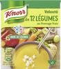 Knorr Soupe Velouté de 12 Légumes au Fromage Frais 30cl - Produit