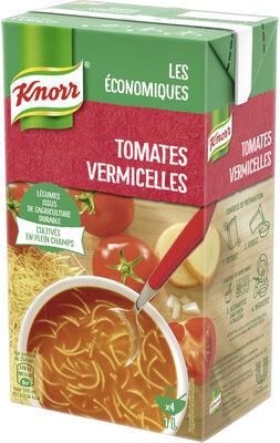 Knorr Soupe Tomates Méditerranéennes Vermicelles 1l - Product - fr