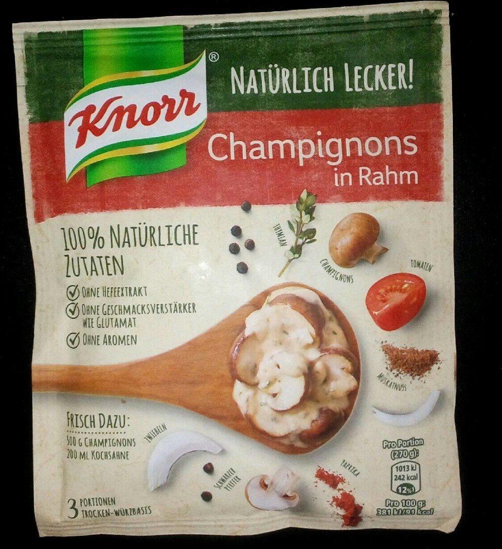 Champignons in rham - Product