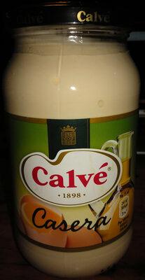 Mayonesa casera - Produit - es