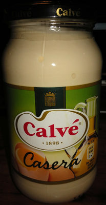Mayonesa casera - Product