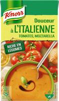 Knorr Soupe Liquide Douceur à l'italienne tomates mozzarella 1l - Product