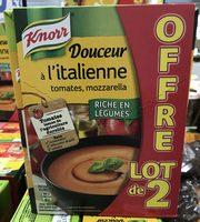 Douceur à l'Italienne tomates, mozzarella (Offre Lot de 2) - Product