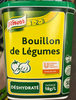 Bouillon De Légumes Déshydraté - Produit