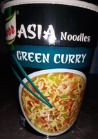 Knorr Asia Noodles Green Curry - Product - fr