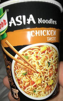 Asia noodles Chicken Taste - Prodotto - fr