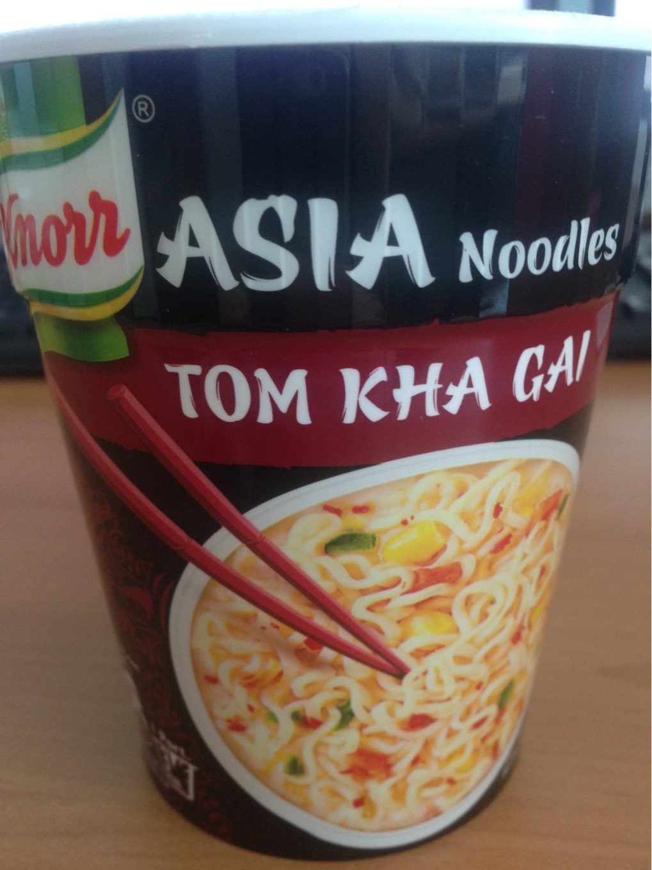 Asia Noodles - Tom Kha Gai - Product - fr