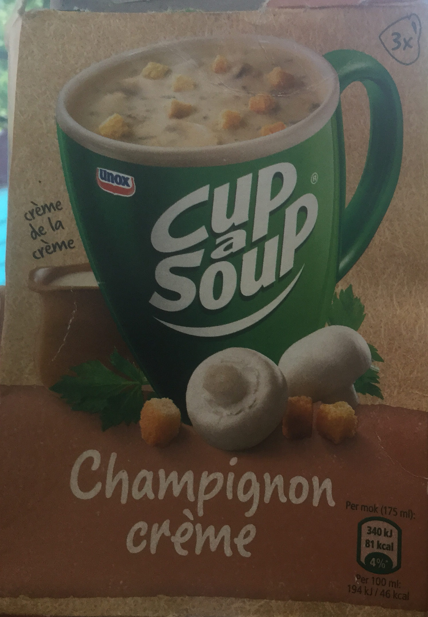 Champignon creme - Product