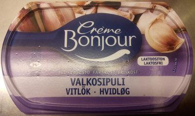 Crème Bonjour laktosfri färskost vitlök - Product