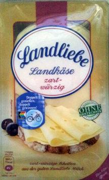 Landkäse zart-würzig - Produit - de
