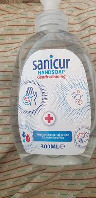 sanicur handsoap - Product - en