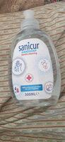 sanicur handsoap - Ingrediënten - en
