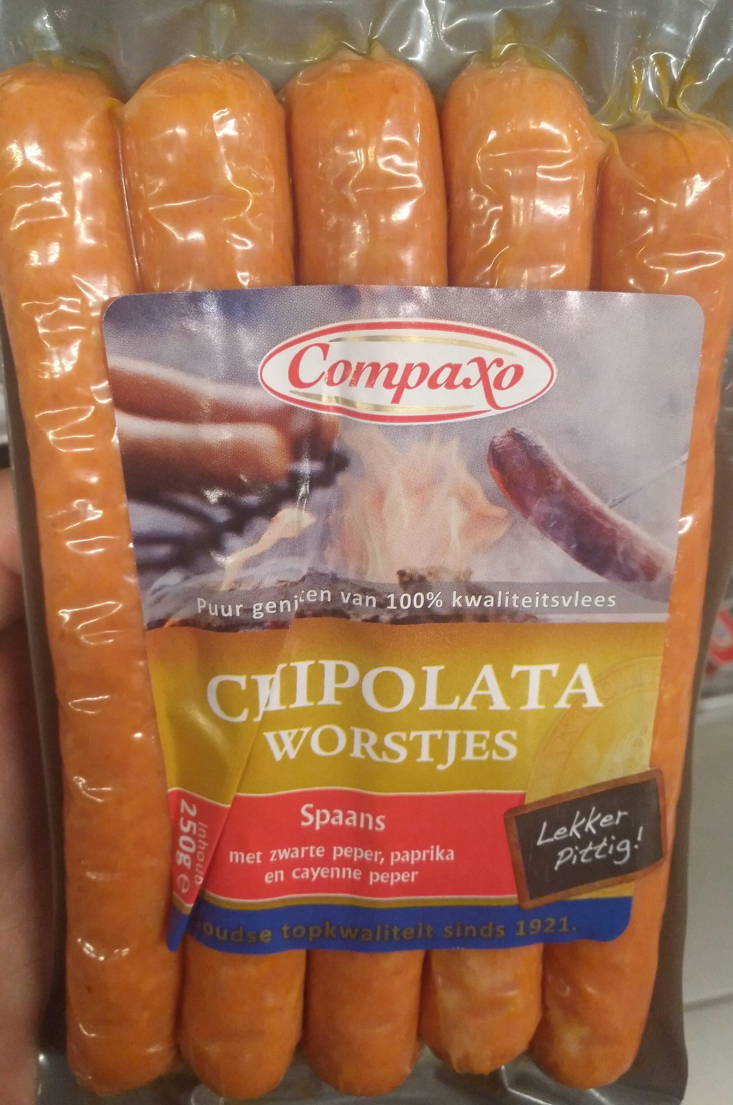 Chipolata Worstjes - Product - nl