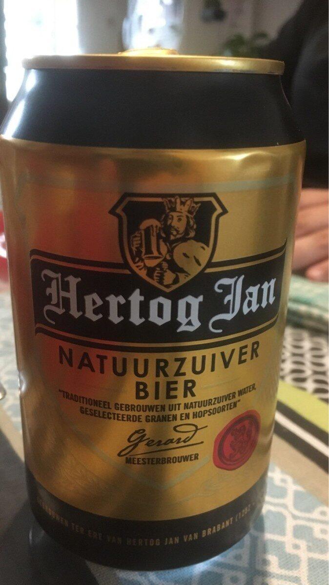 Natuurzuiver bier - Product - en