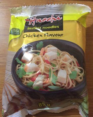 Instant Noodles Chicken Flavour - Produit - fr