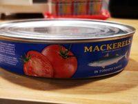 Mackerels - Produit - fr
